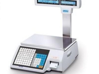 Торговые весы с печатью CL5000JI