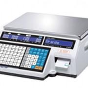 Торговые весы с печатью