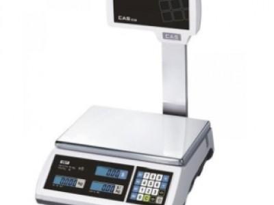 Торговые весы со встроенным аккумулятором ER-Jr