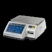 Торговые весы с печатью CL7000-B